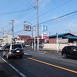 成田街道より