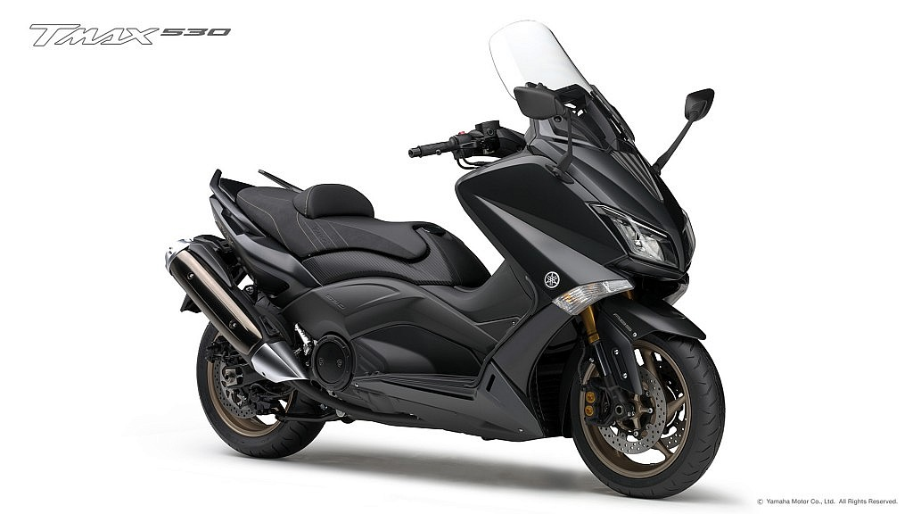 2016 TMAX530 ABS(TMAX IRON MAX)ダークグレーメタリックS(ダークグレー)