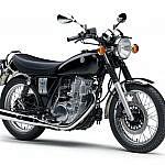 SR400 ヤマハブラック(ブラック)